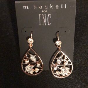 NWT m. haskell Earrings